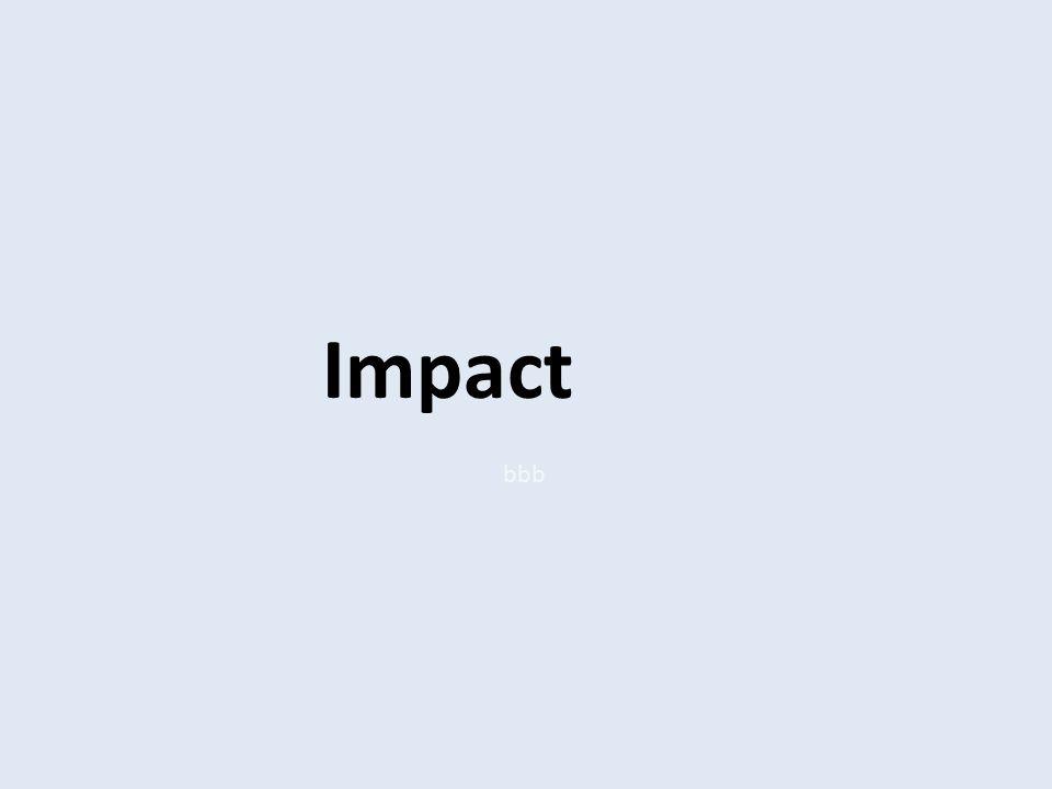 Impact bbb