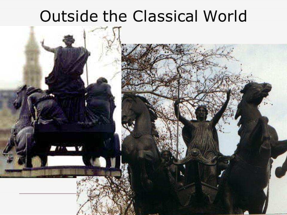 Outside the Classical World Cartimandua of Brigantes