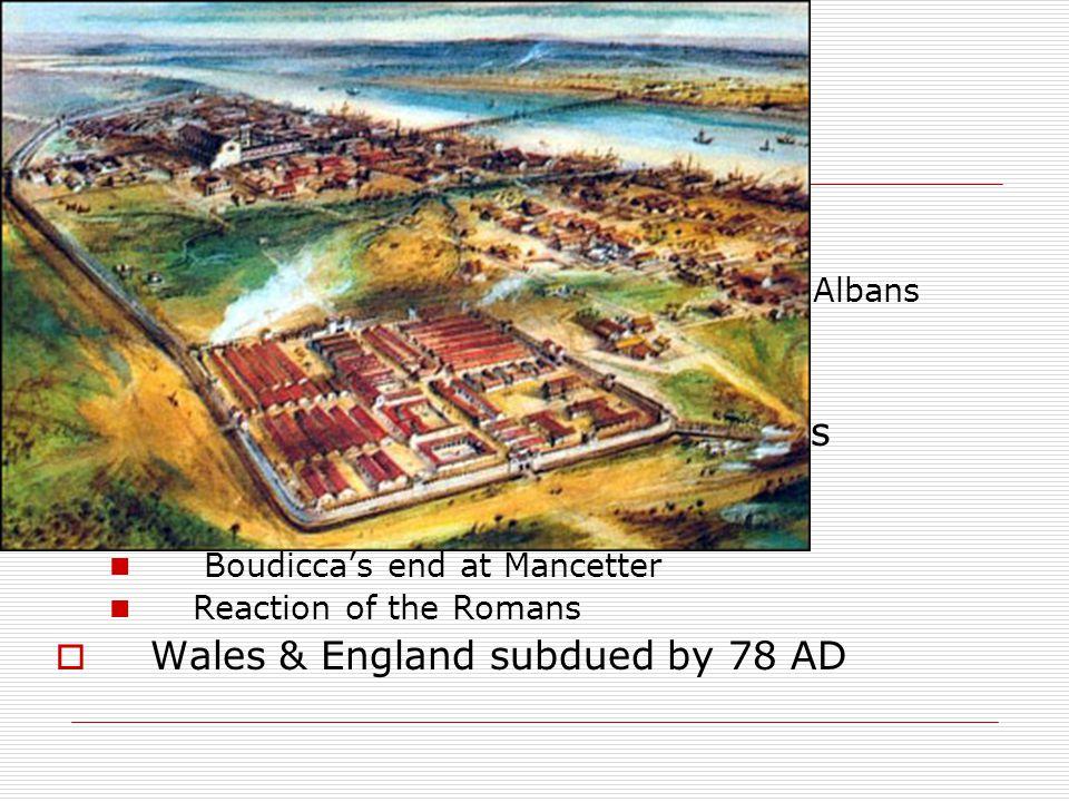 Celtic & Roman Britain  Boudicca/ Boadicea/ Bodicca Description of Dio Cassius Rape of Her Daughters Attack on Romans at Colchester, St.