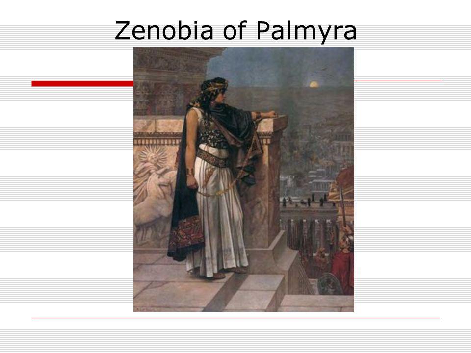 Zenobia of Palmyra