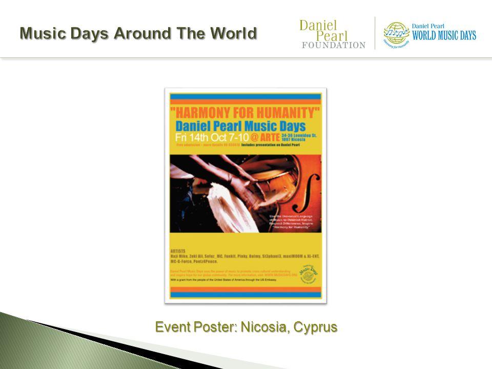 Event Poster: Nicosia, Cyprus