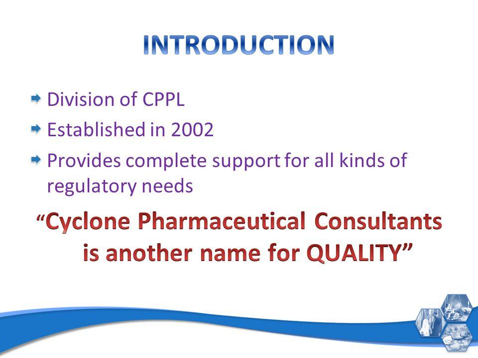 Regulatory Prime Services- 1.DMF compilation 2. Dossier compilation 3.