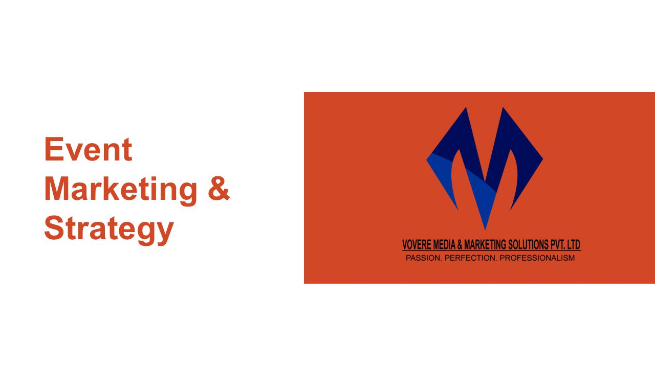 Event Marketing & Strategy