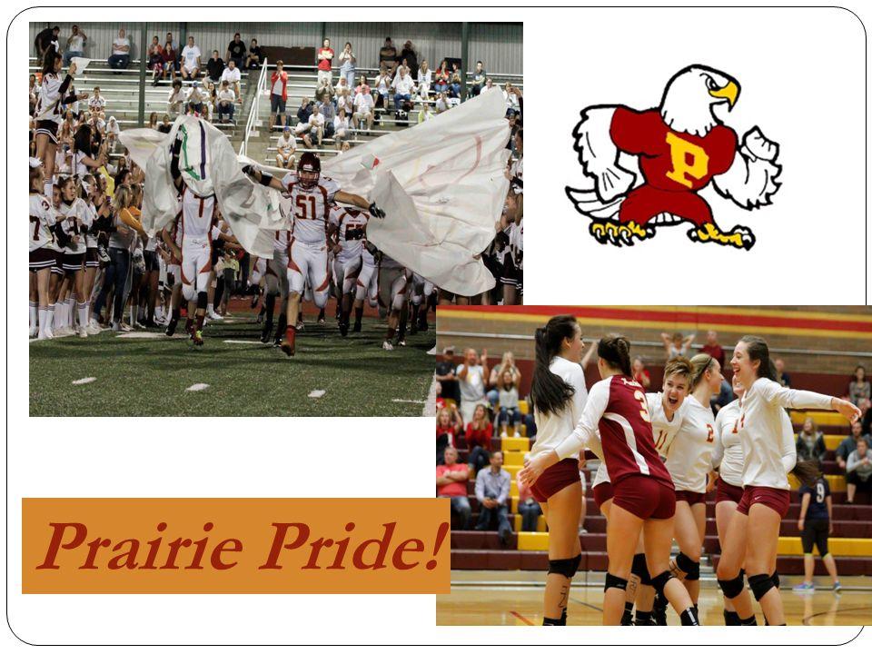 Prairie Pride!