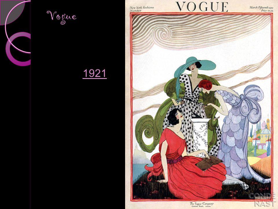 Vogue 1921