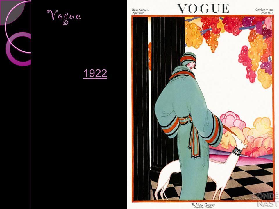 Vogue 1922