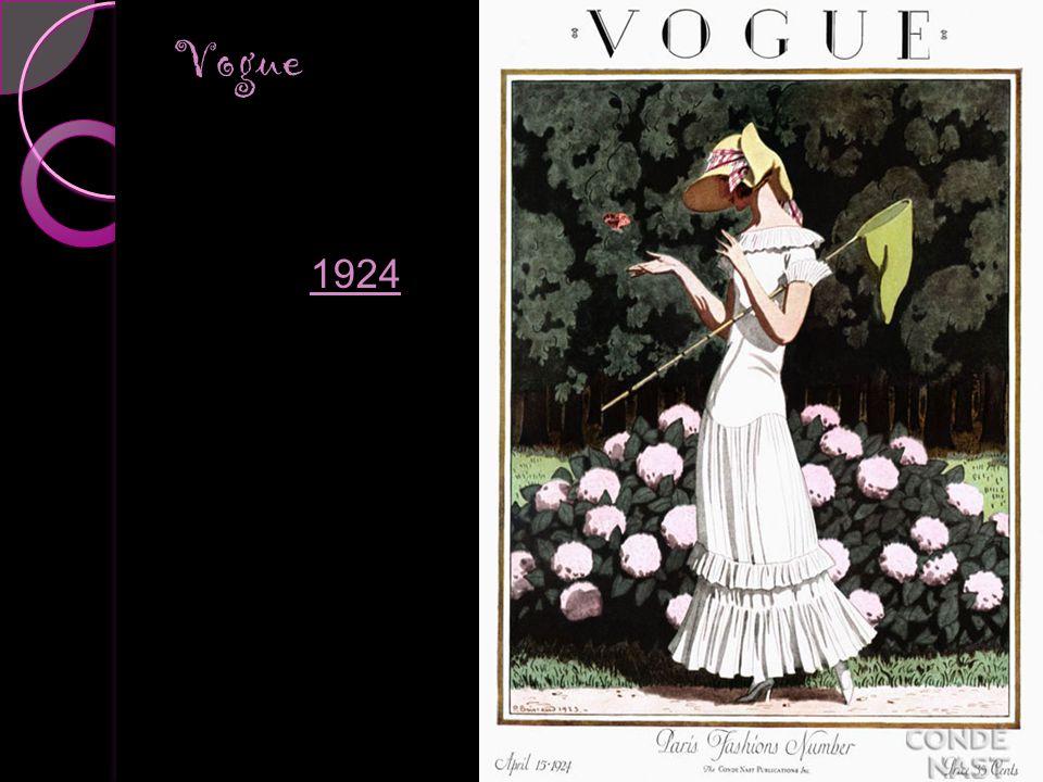 Vogue 1924