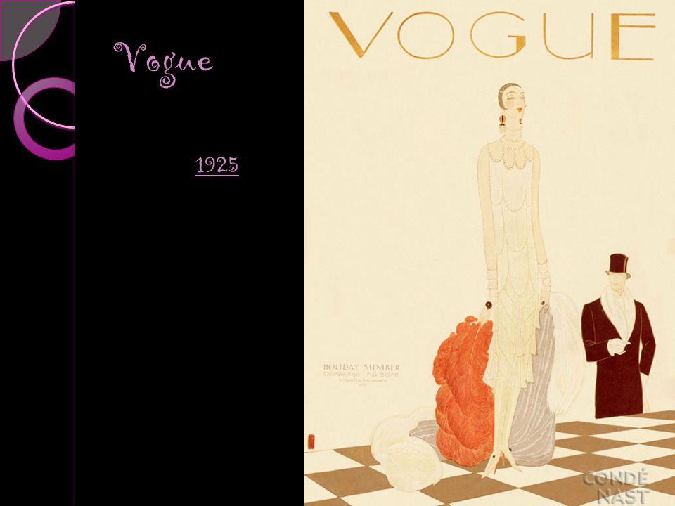 Vogue 1925