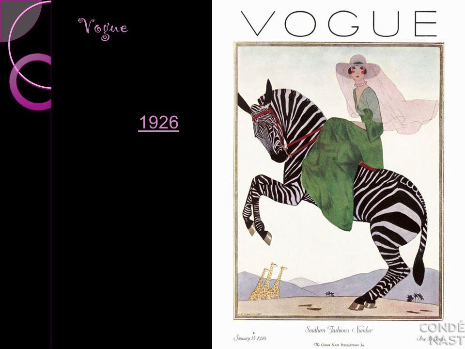 Vogue 1926