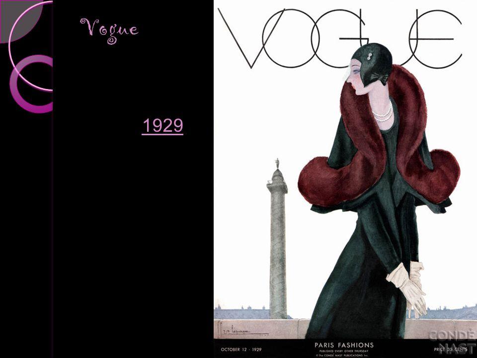 Vogue 1929