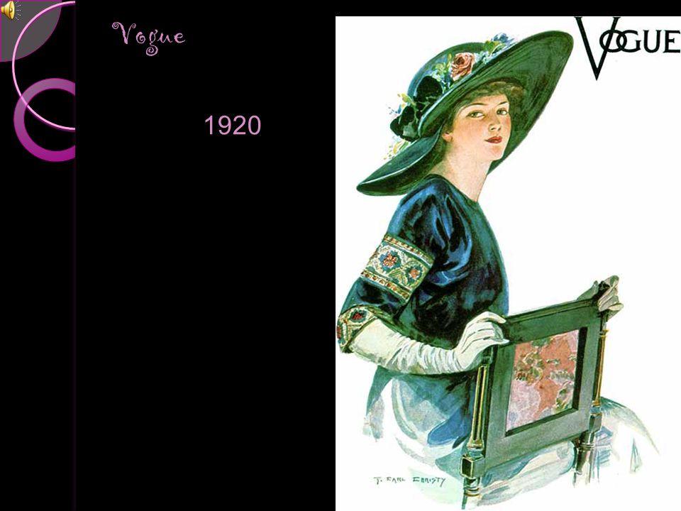 Vogue 1920