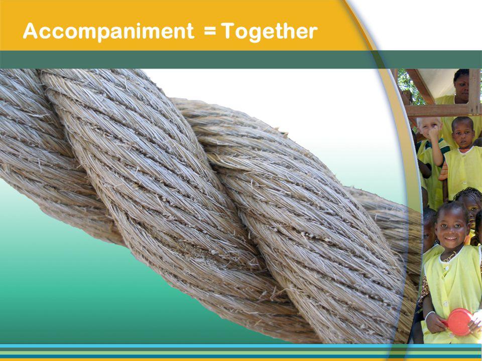 Accompaniment = Together