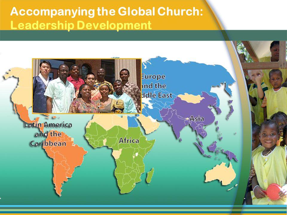 Accompanying the Global Church: Leadership Development