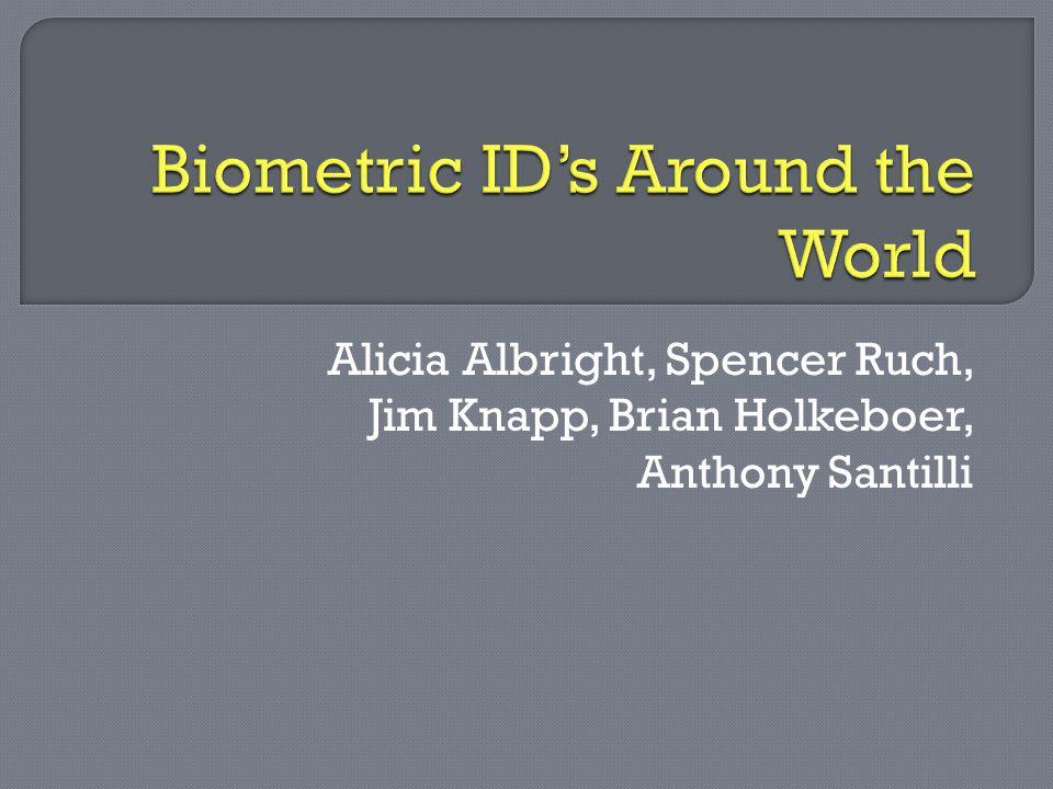 Alicia Albright, Spencer Ruch, Jim Knapp, Brian Holkeboer, Anthony Santilli