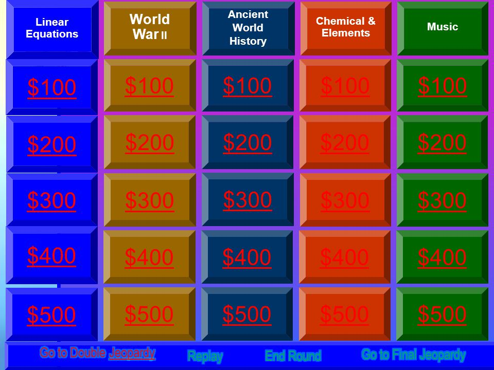 32 What is The Co-Magnon $500