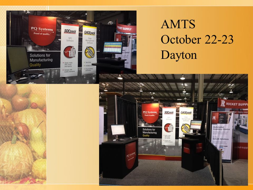 AMTS October 22-23 Dayton