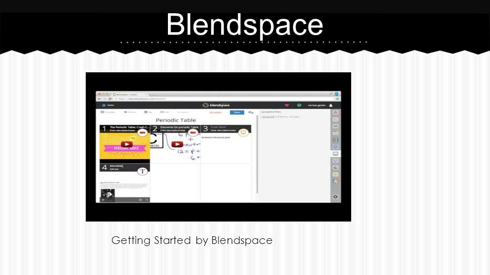 Blendspace Getting Started by Blendspace