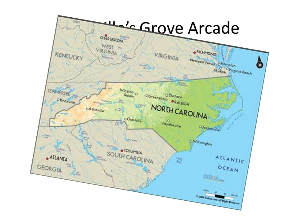 Asheville's Grove Arcade Re-opened in 2002