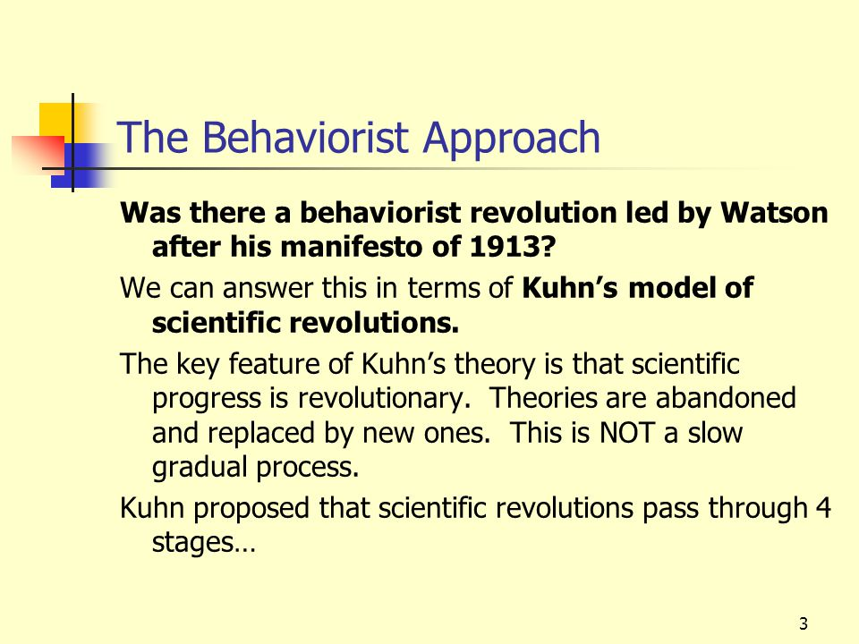 24 Skinner's radical behaviorism (Burrhus Frederick Skinner – 1904-1990) Operant conditioning has been applied to a range of spheres.
