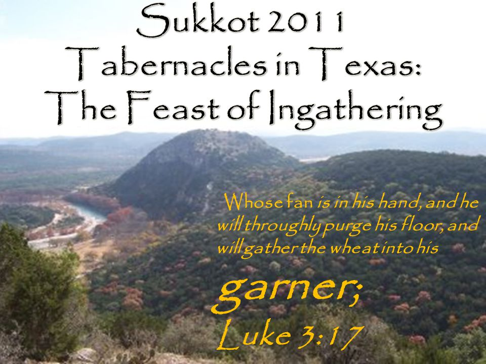 Mat 24:16 -24 Then let them which be in Judaea flee into the mountains: Let him which is on the housetop not come down to take any thing out of his house: Neither let him which is in the field return back to take his clothes.