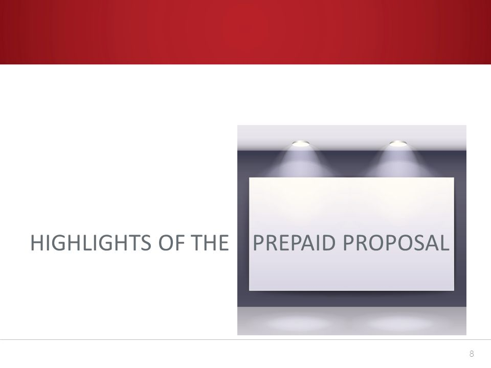 Highlights of the Prepaid Proposal  Defines a prepaid account to extend Reg E Lite protections  Disclosures – short form and long form – Short form includes: Static fee disclosures Variable disclosures – the top-three incidence based fees for the prior year Reference to long form disclosures available post-acquisition, e.g.