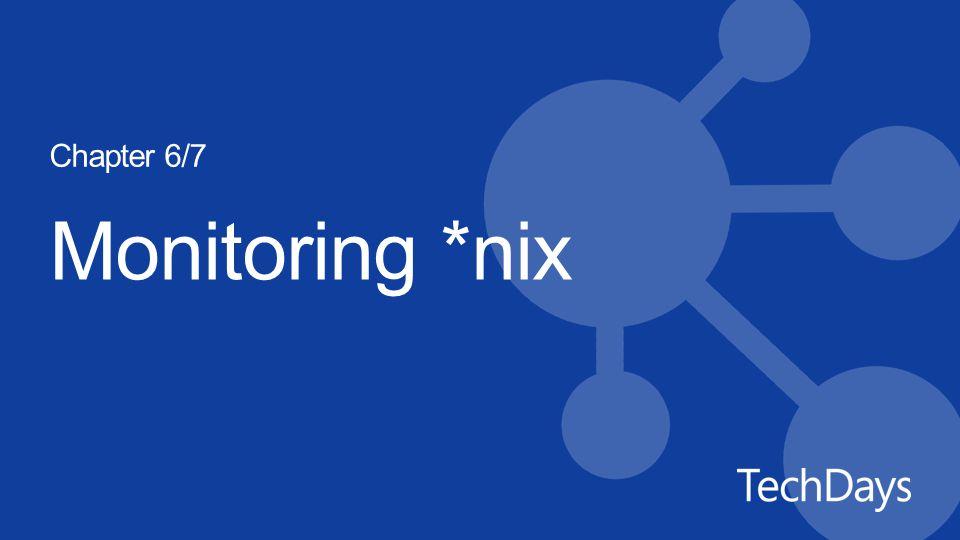 Monitoring *nix Chapter 6/7