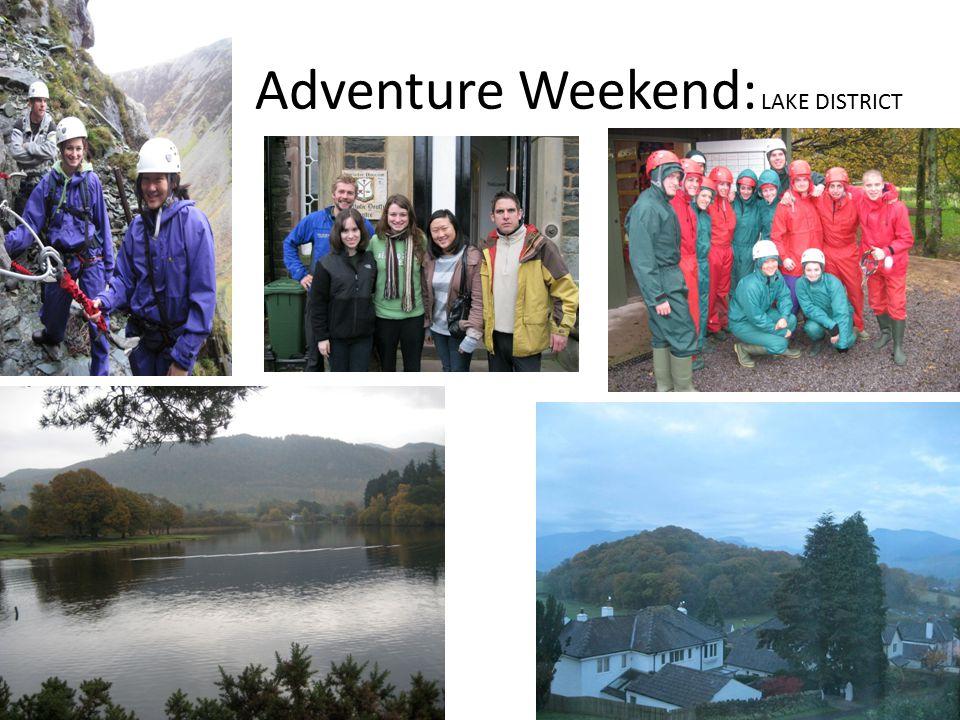 Adventure Weekend: LAKE DISTRICT