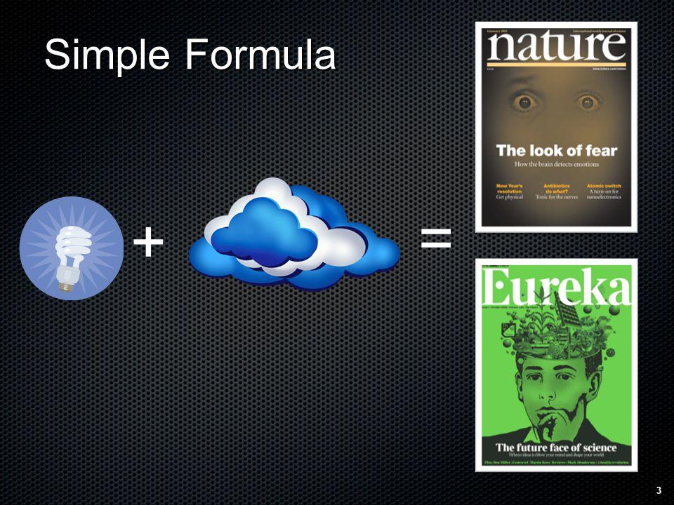 3 + = Simple Formula