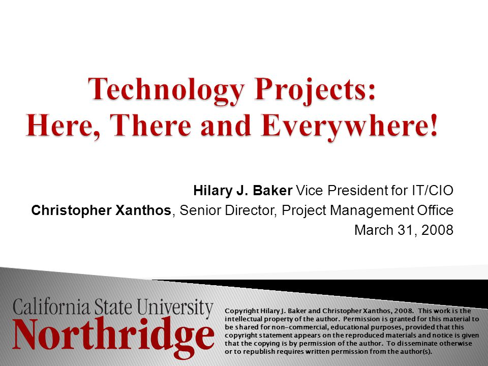  Volume  Technology projects in each division and school  100s of projects – on different project lists  Project workload > campus resource bandwidth