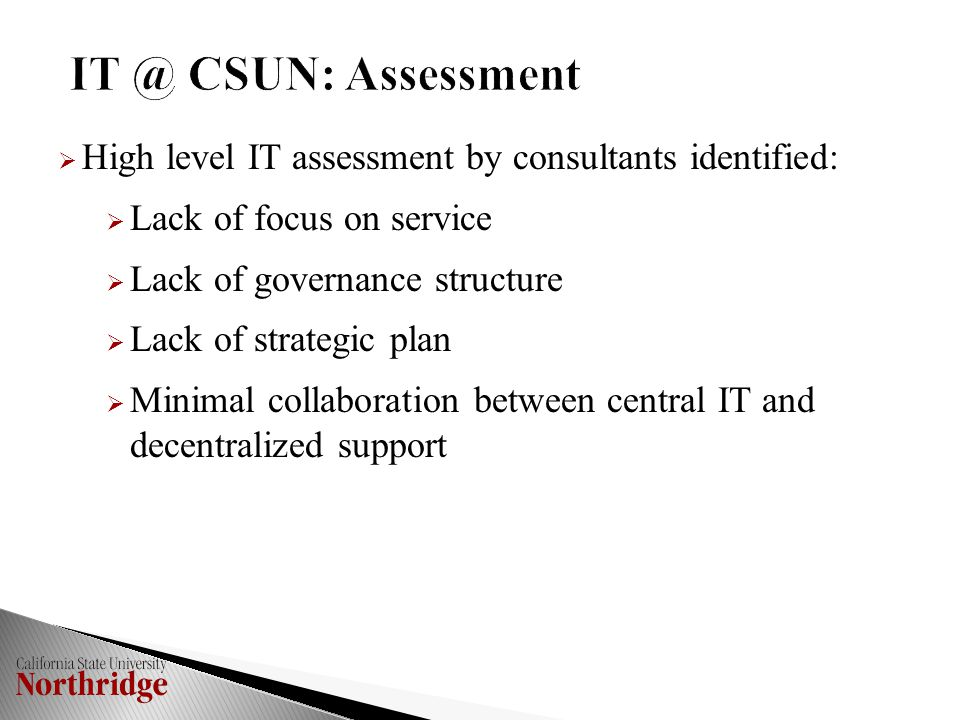  Technology Portfolio project management  Project management of enterprise-wide projects  Assistance with planning and oversight of IT division projects  Assistance with planning and oversight of cross-divisional technology projects  Project management training