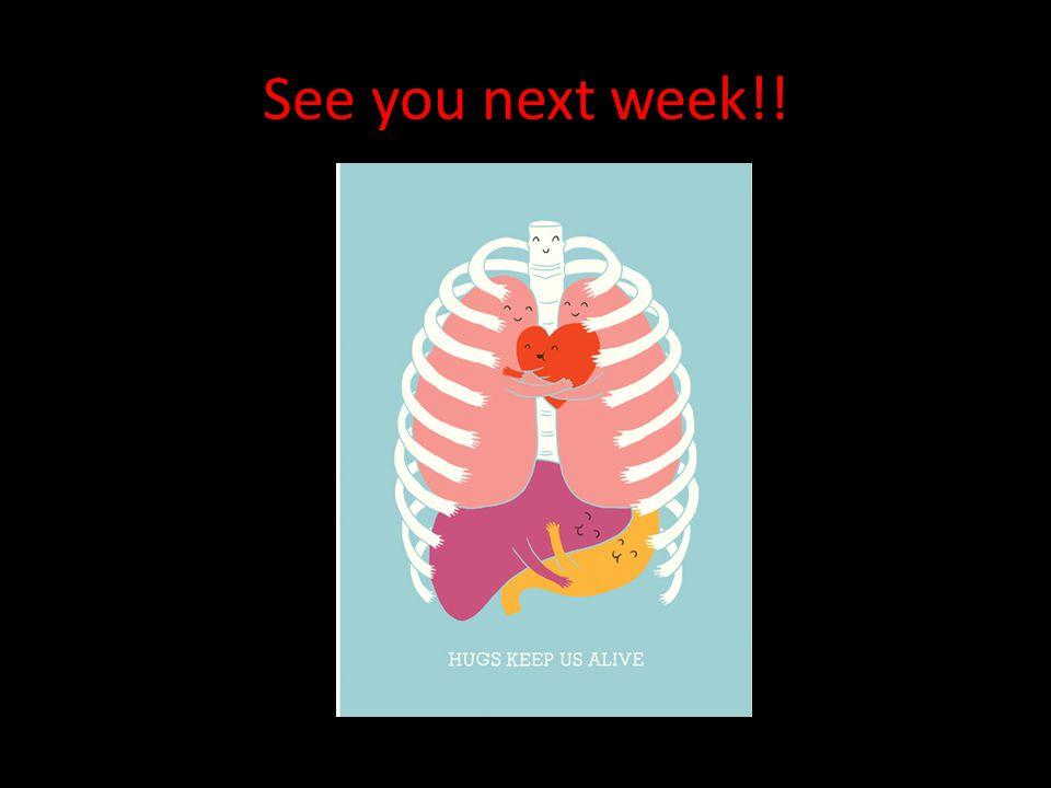 See you next week!!