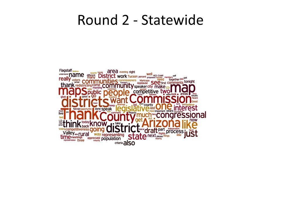 Round 2 - Statewide 5