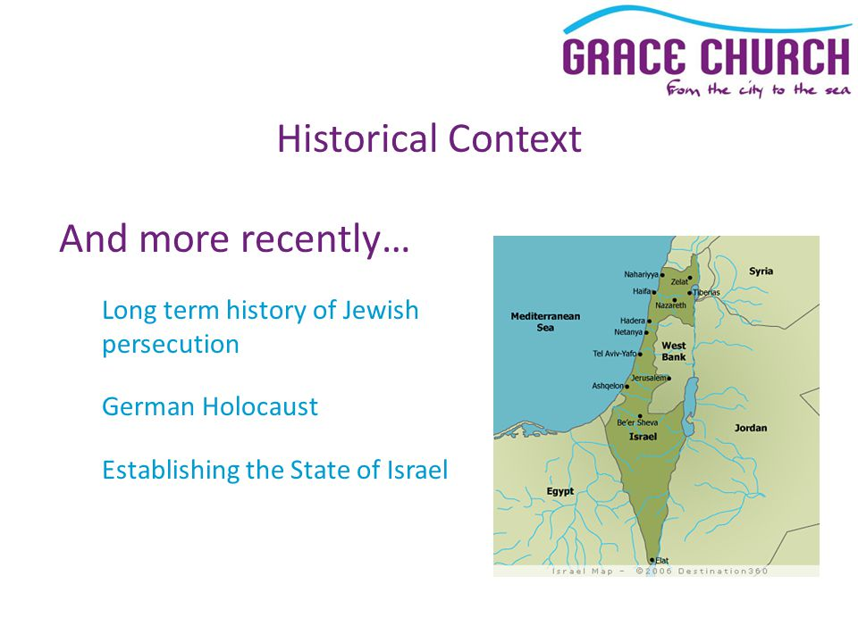 Key Questions Has the church replaced Israel.