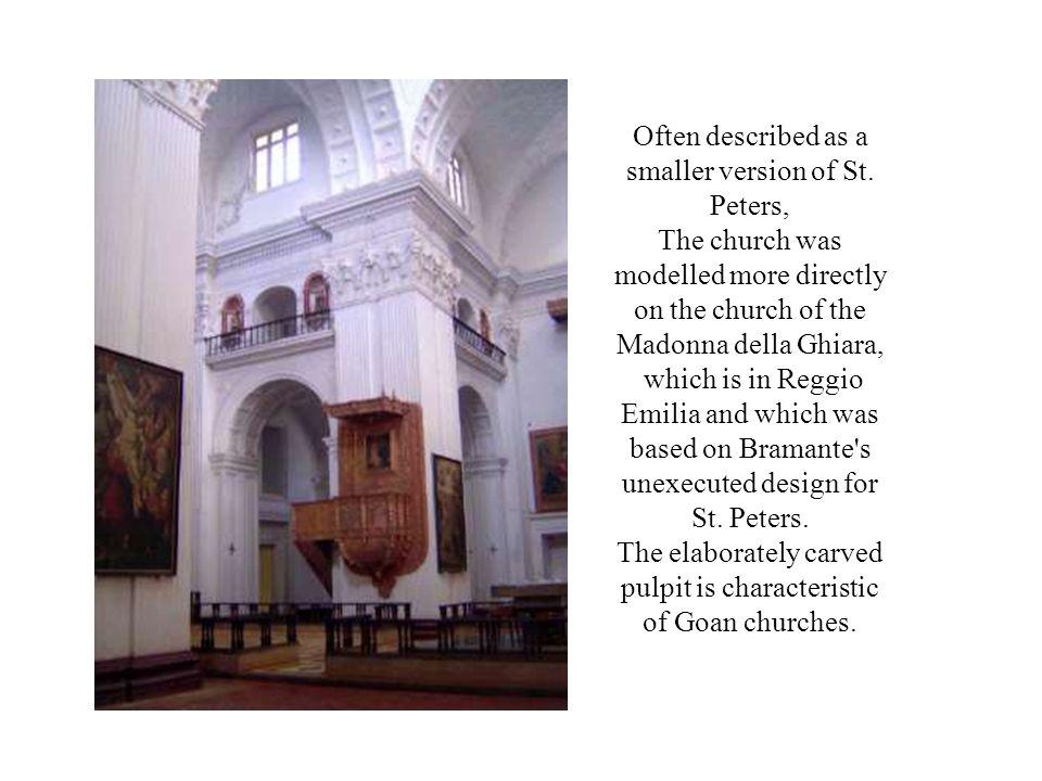 Often described as a smaller version of St.