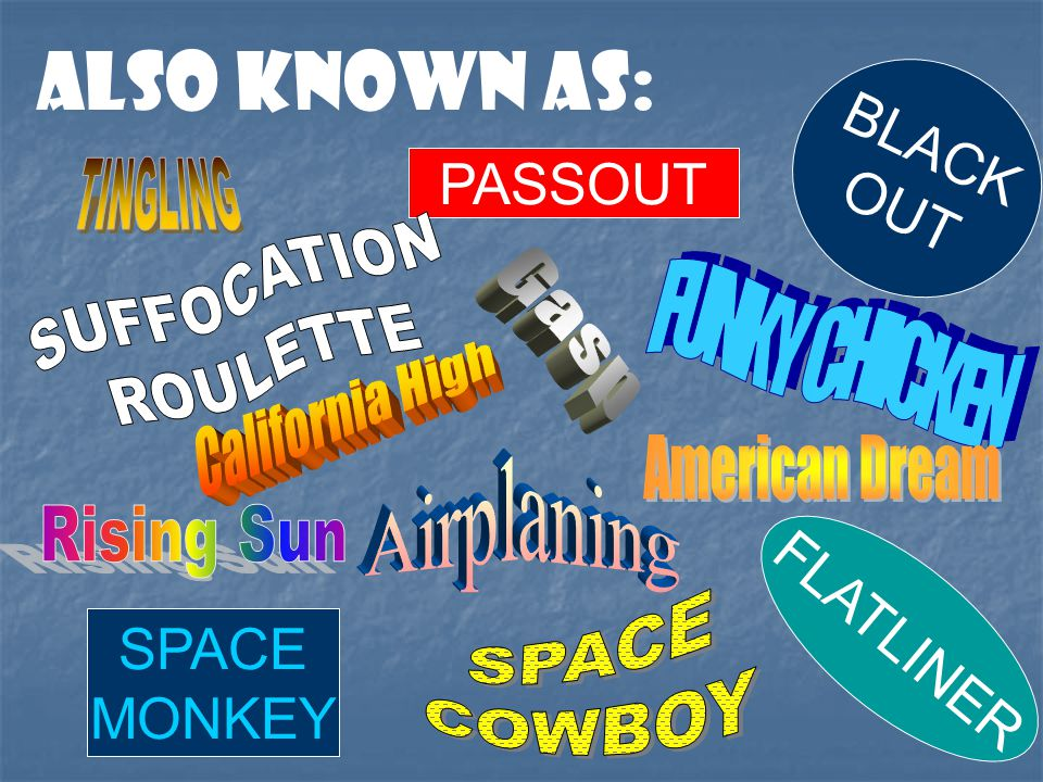 PASSOUT BLACK OUT SPACE MONKEY FLATLINER Also Known As: