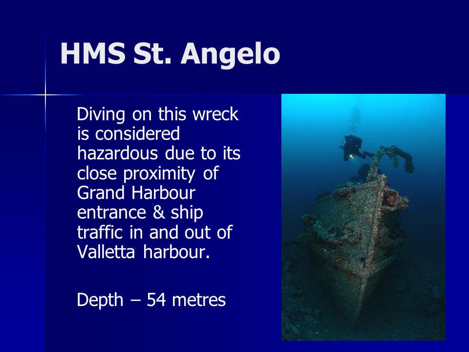 HMS St.