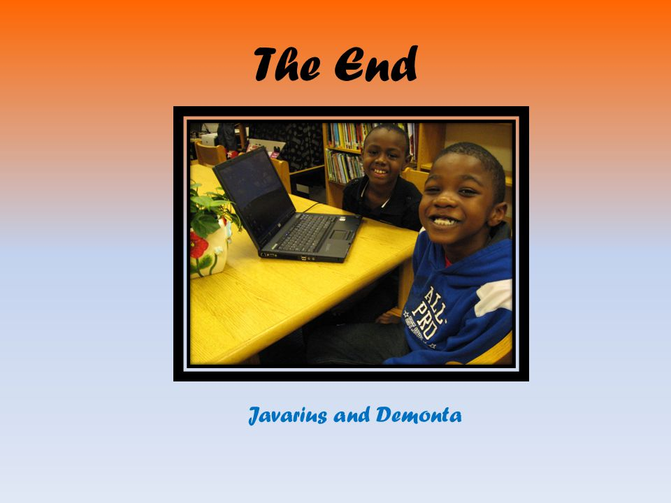 The End Javarius and Demonta