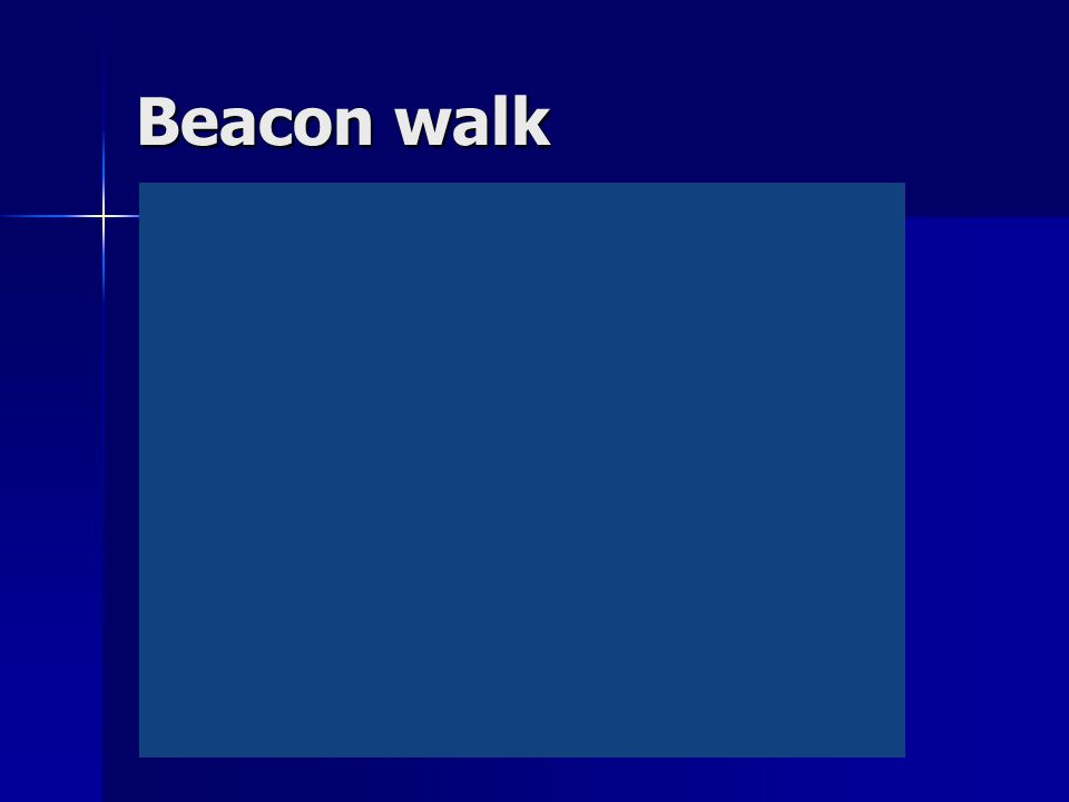 Beacon walk