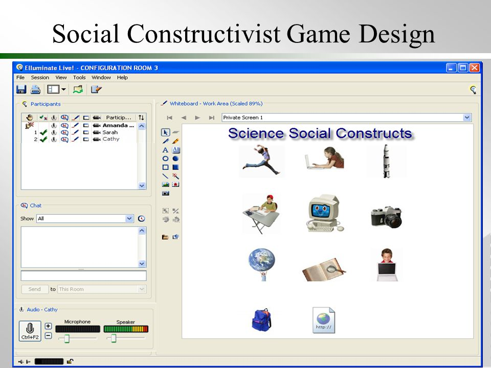 Social Constructivist Game Design