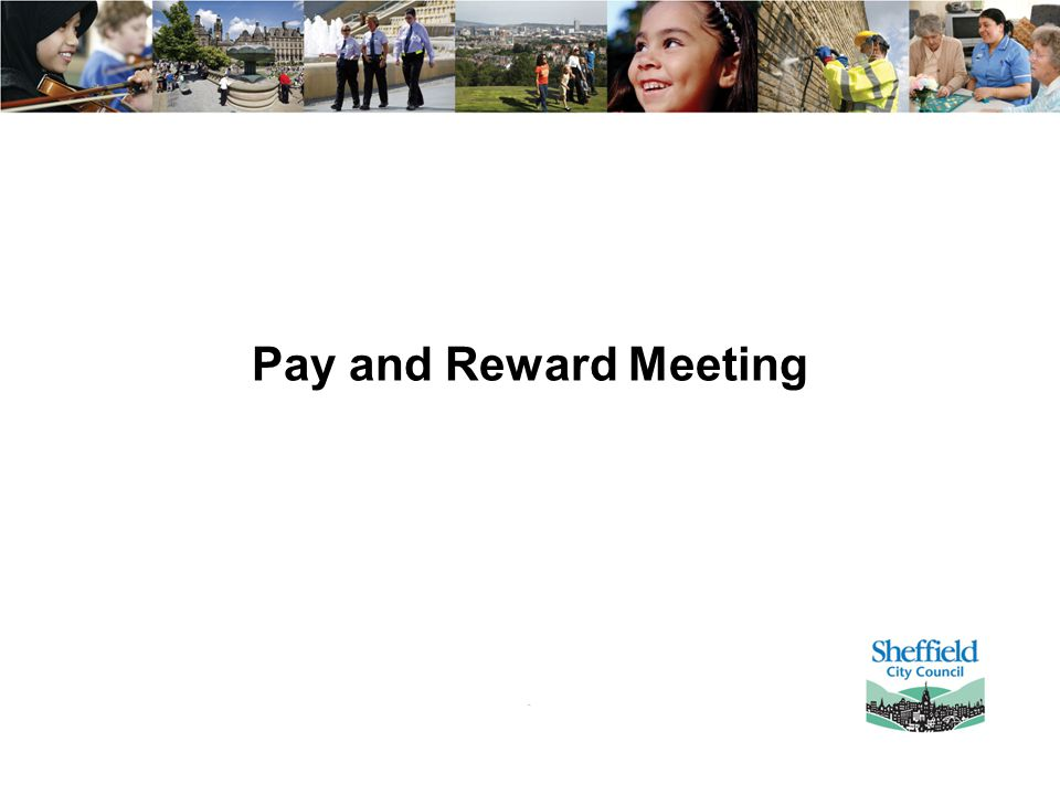 Today's meeting Background to the proposed changes to the Council's pay structure Overview of proposed changes What happens next