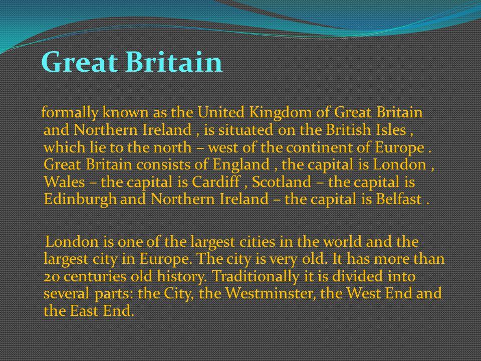 Famous Places of Interest