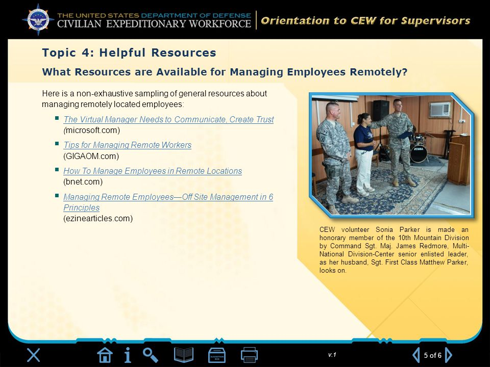 v.1 What Resources are Available for Managing Employees Remotely.