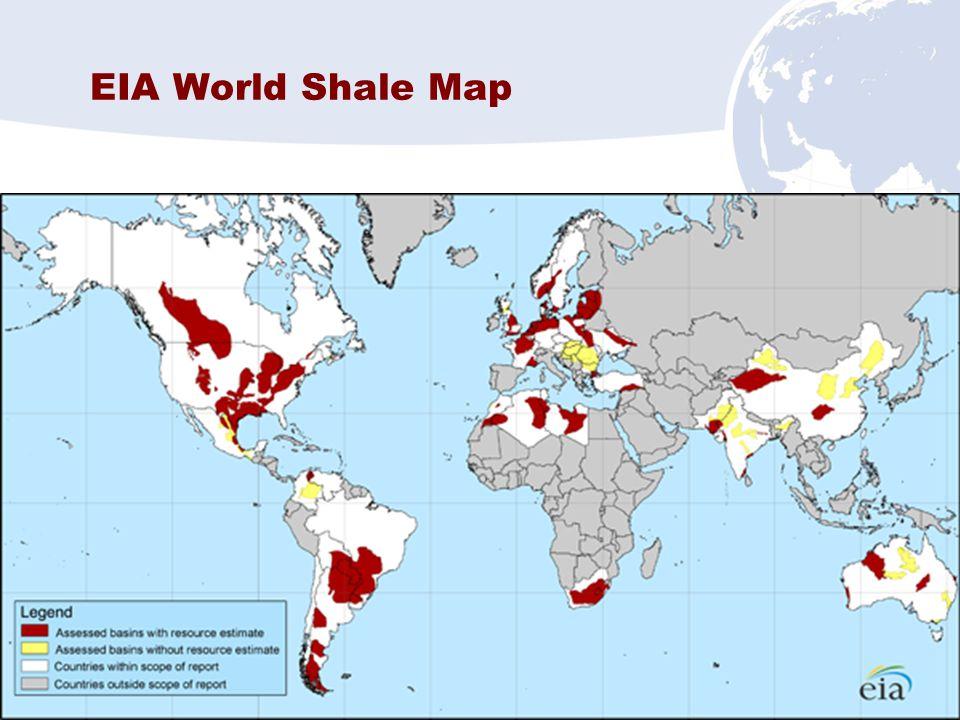 26 EIA World Shale Map