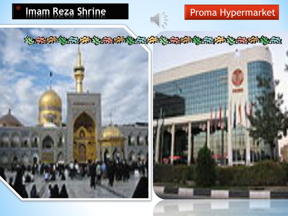 * On June 20, 1994, an explosion from a bomb occurred in a prayer hall of the shrine of the Imam RezaThe bomb that killed at least 25 people on June 20 in Mashhad exploded at Ashura Ramzi Yousef, one of the main perpetrators of the 1993 World Trade Center bombing, was found to be behind the plot.