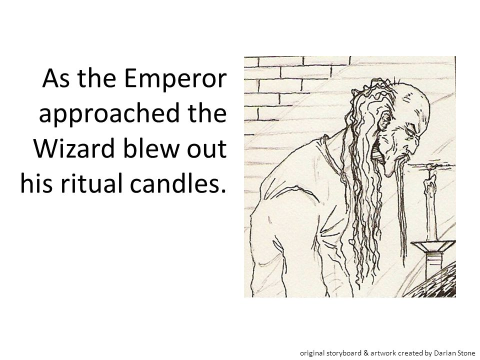 Happy to see the Wizard the Emperor asks. Emperor Suran : is this the dragon temple?