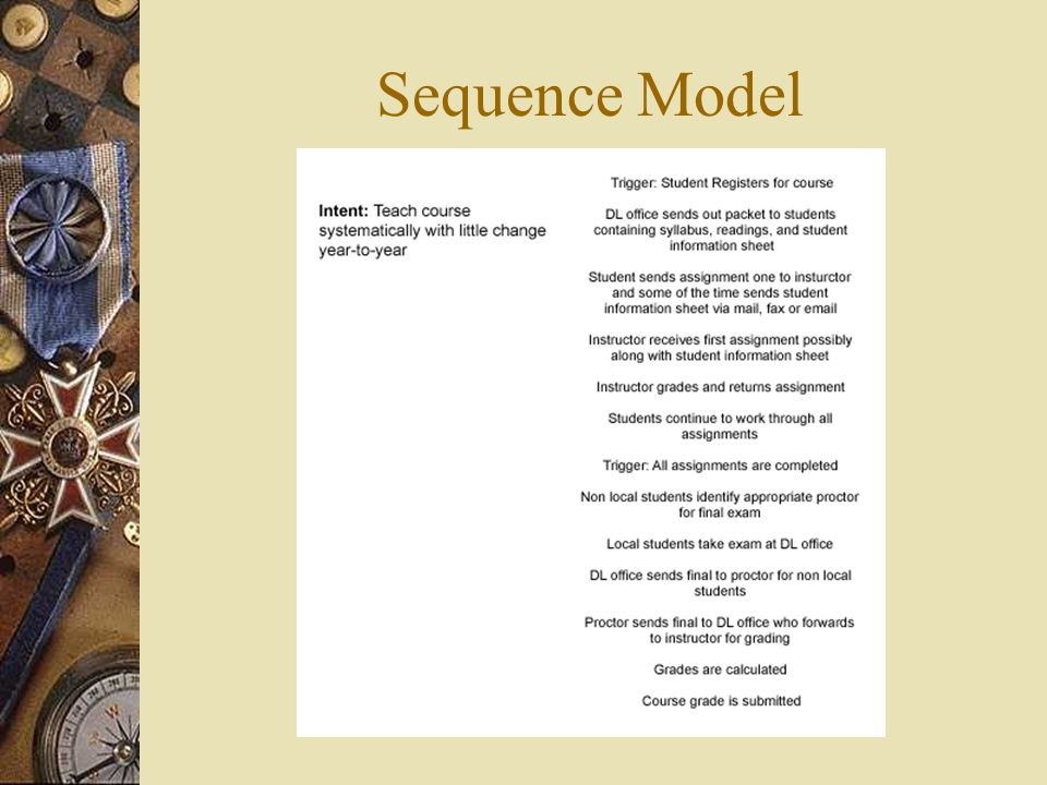 Sequence Model