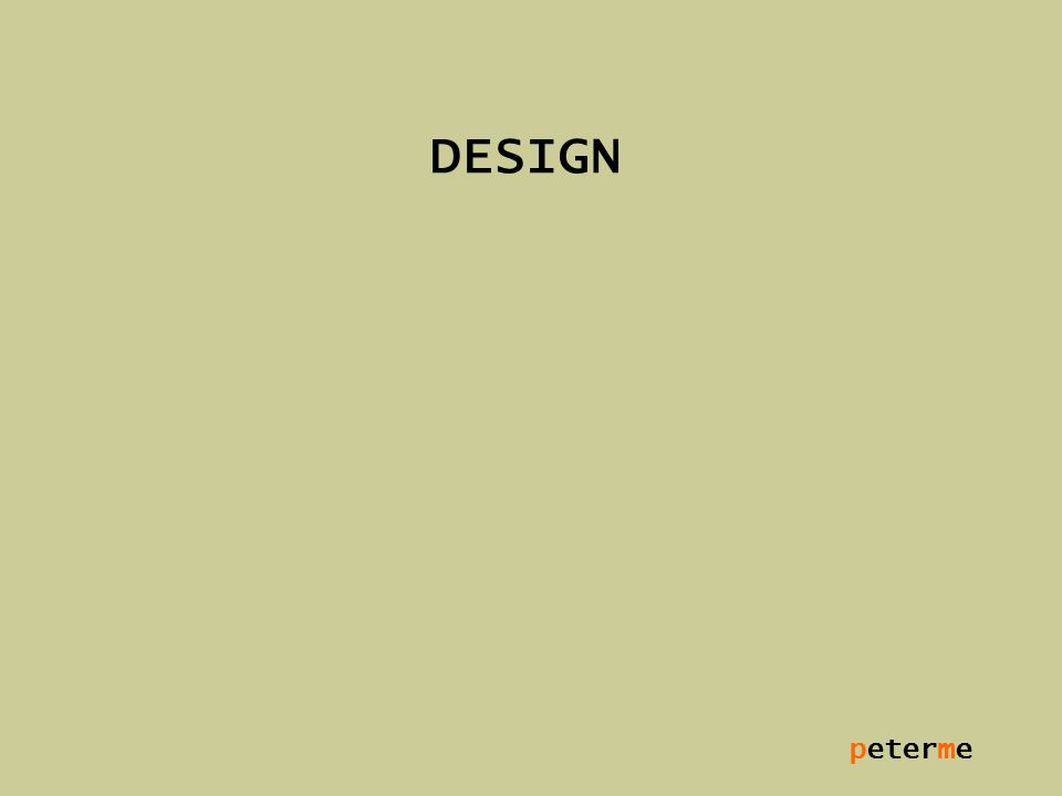 peterme DESIGN