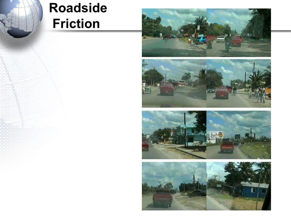 Roadside Friction