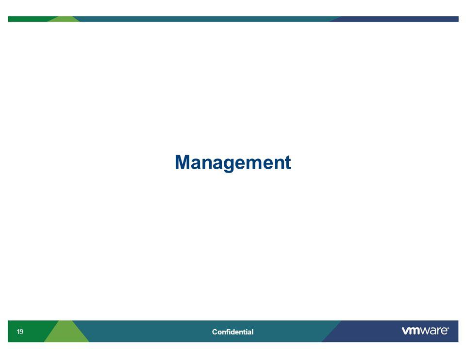 19 Confidential Management