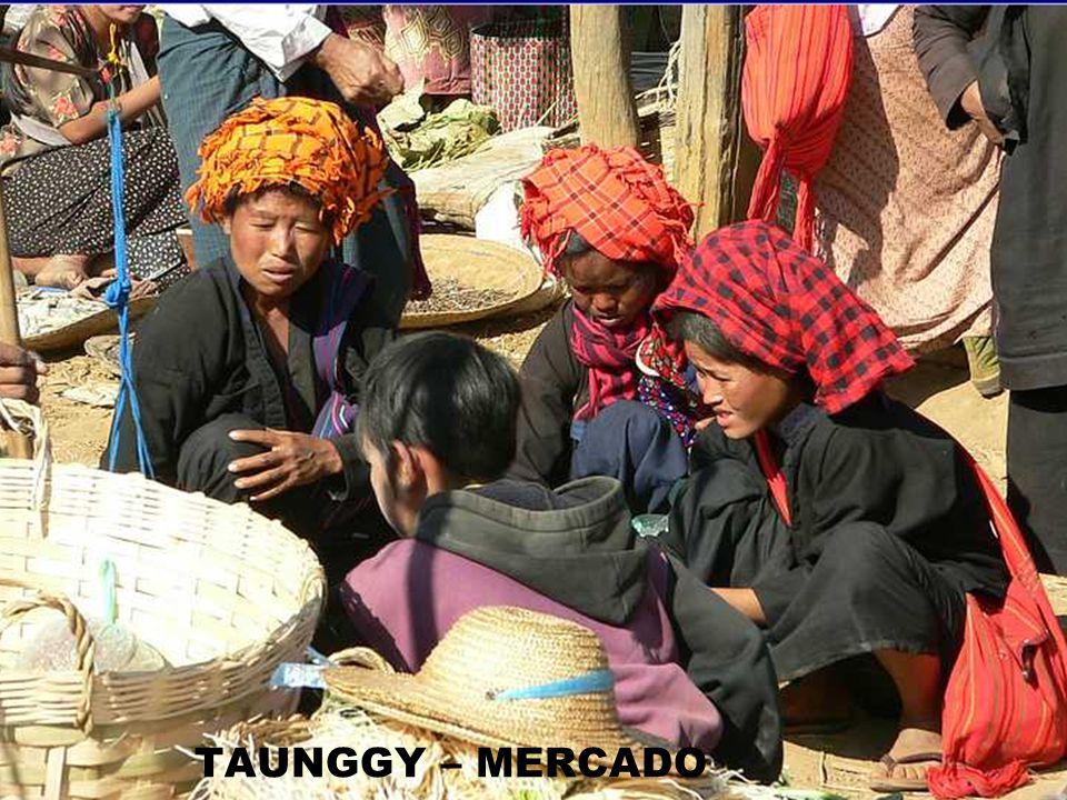 TAUNGGY – MERCADO